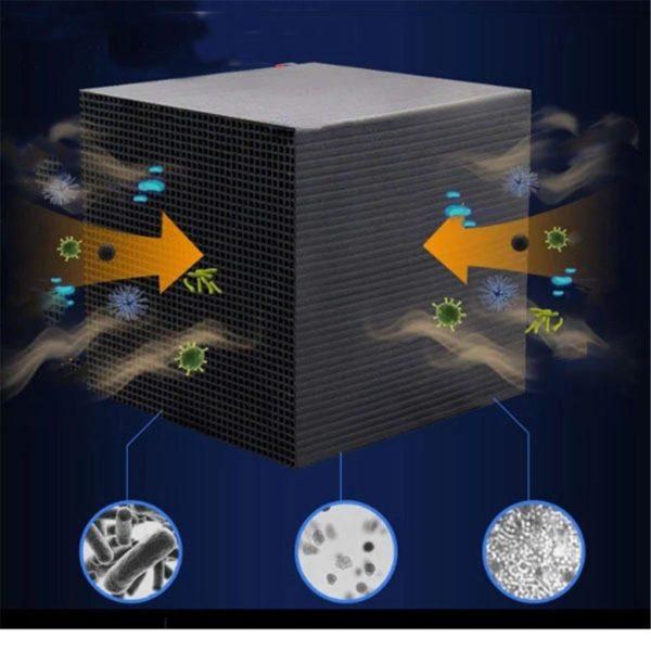 product image 1115761331 Cube Purificateur D'eau Eco-Aquarium