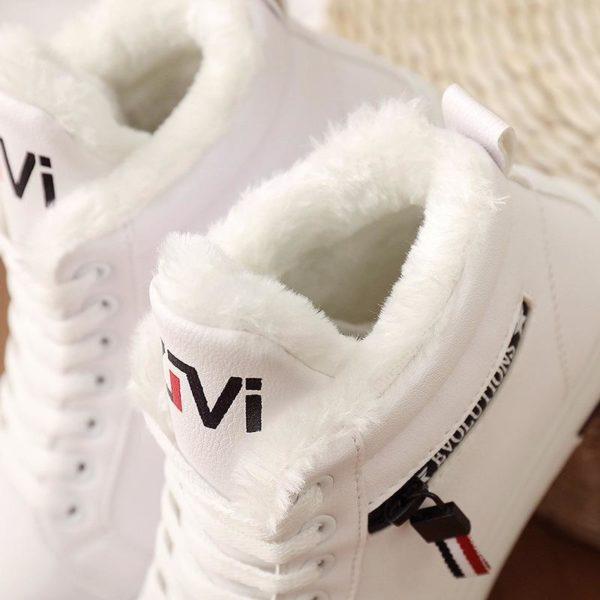 product image 1138811119 Chaussures Montantes Fourrées