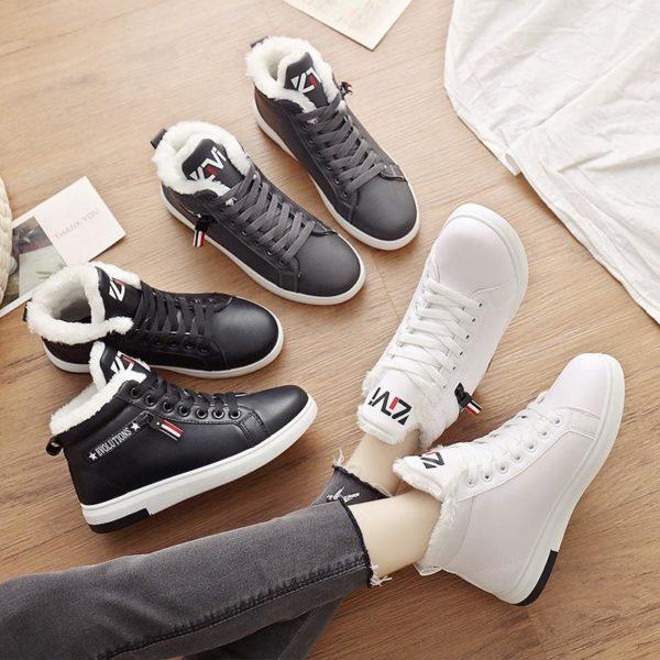 product image 1138811121 Chaussures Montantes Fourrées