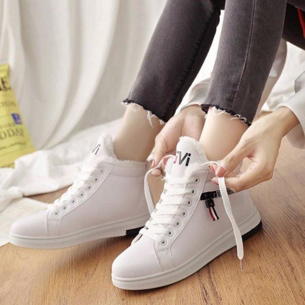 product image 1138811143 Chaussures Montantes Fourrées