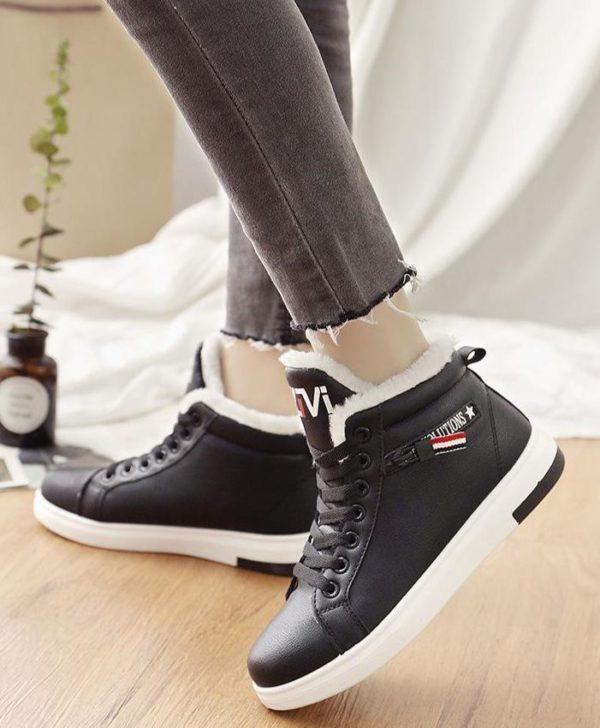 product image 1138811145 Chaussures Montantes Fourrées