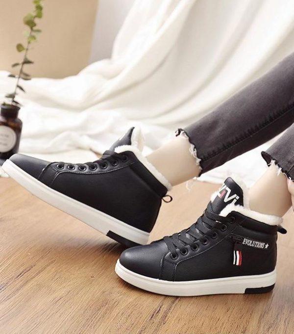 product image 1138811147 Chaussures Montantes Fourrées