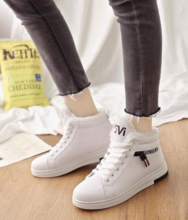 product image 1138811149 Chaussures Montantes Fourrées