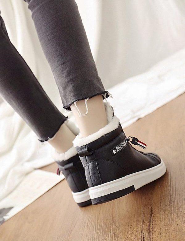 product image 1138811151 Chaussures Montantes Fourrées