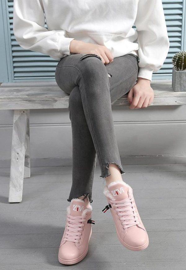 product image 1138811157 Chaussures Montantes Fourrées
