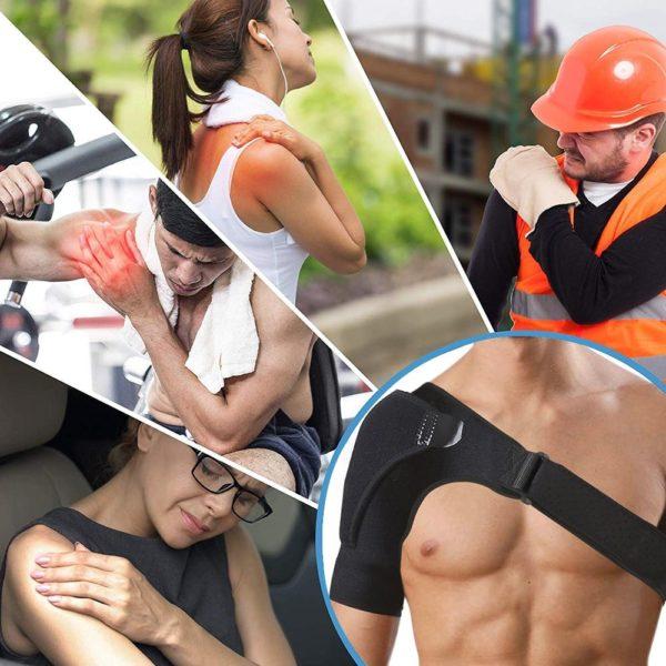 product image 1141026284 Attelle D'épaule Orthopédique