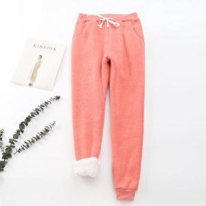 Pantalon Cosy Féminin Minute Mode Pastèque L