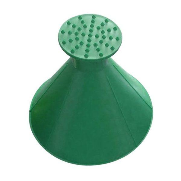Grattoir à Glace Magique Raton Malin Vert