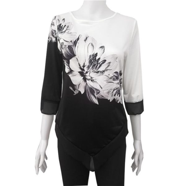 product image 1198736545 Blouse Florale Sublime