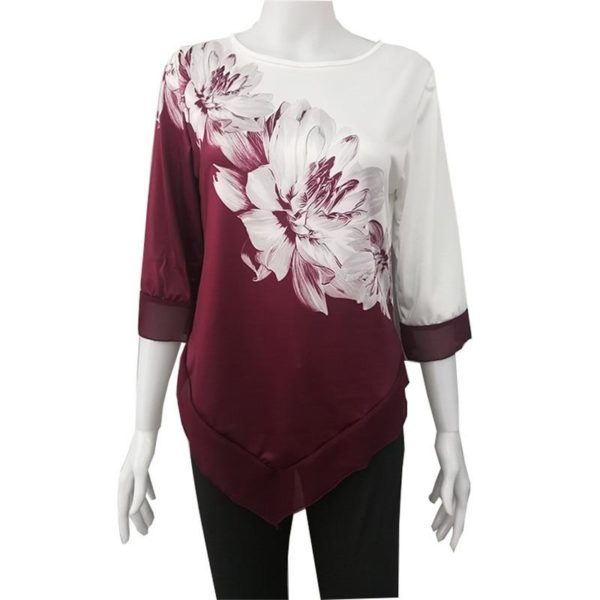 product image 1198736547 Blouse Florale Sublime
