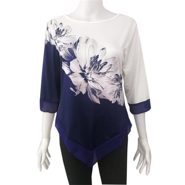 product image 1198736549 Blouse Florale Sublime