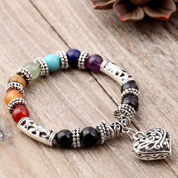 product image 1290589937 Bracelet De Guérison Reiki Et 7 Chakras