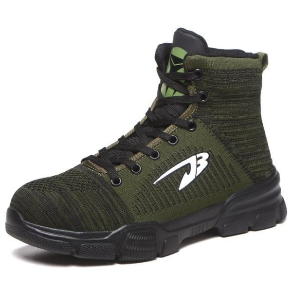 Chaussures Tout Terrain Indestructible J3 Raton Malin Vert 47