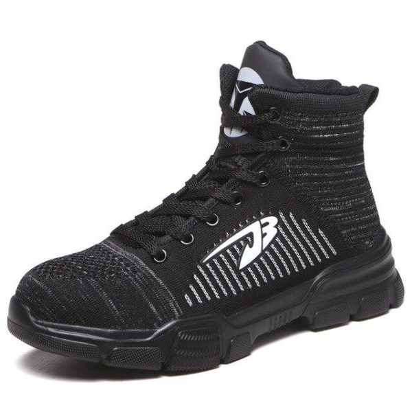 Chaussures Tout Terrain Indestructible J3 Raton Malin Gris 43