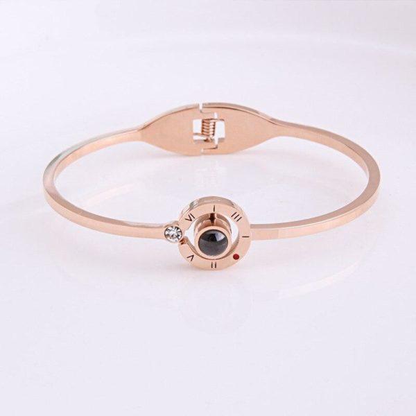 """product image 1297437888 Bracelet """"Je T'aime"""" En 100 Langues"""