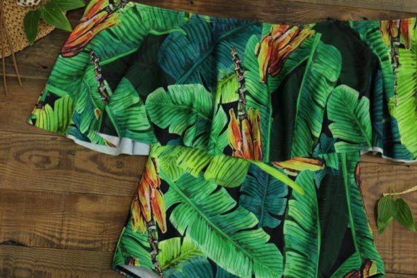 product image 1299341803 Monokini À Volants - Nouvelle Collection