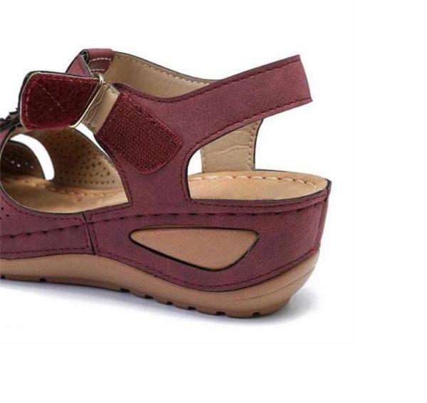product image 1303900491 Sandales Orthopédiques À Fleurs