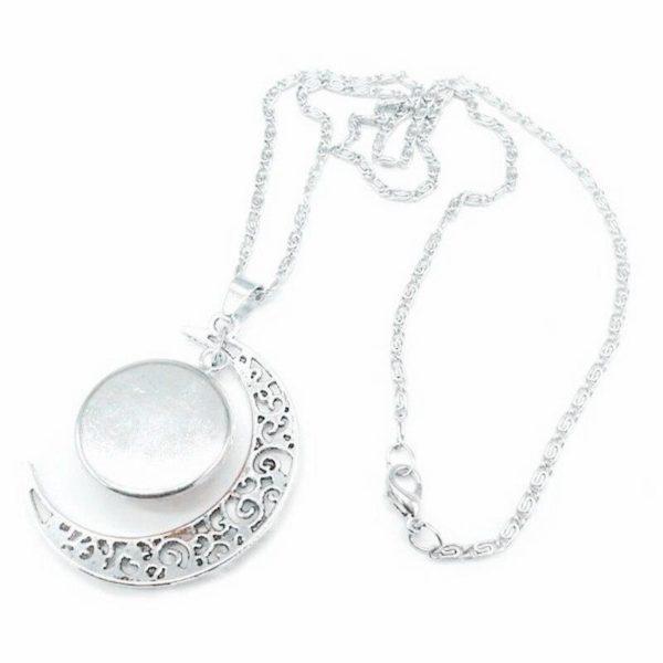 product image 1303994028 Collier Croissant De Lune