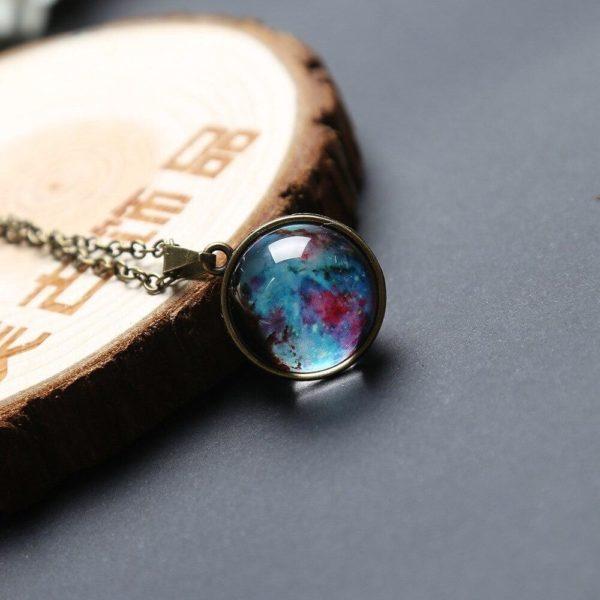 product image 1310701904 L'univers Dans Un Collier