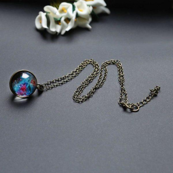 product image 1310701905 L'univers Dans Un Collier