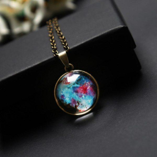 product image 1310701906 L'univers Dans Un Collier