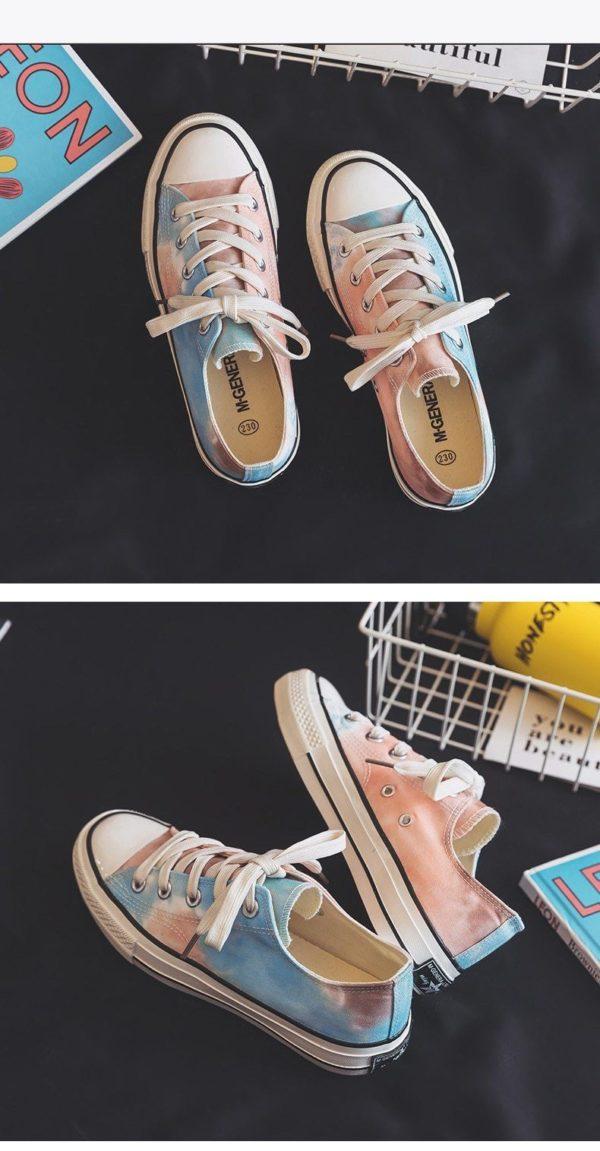 product image 1329697498 Baskets - Dégradé De Couleurs