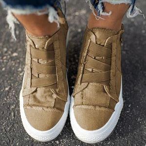Chaussures Féminines Daily Minute Mode Doré 34