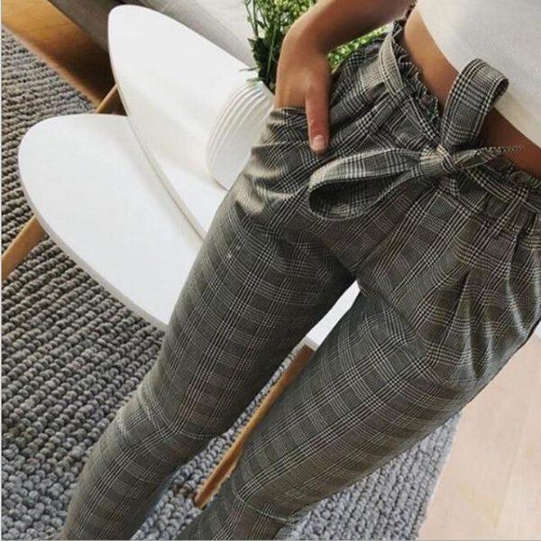 product image 1357444464 Pantalon Tendance Avec Cordon