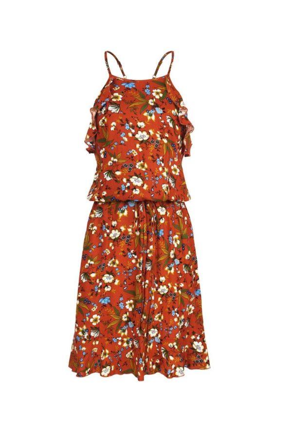 product image 1369121836 Mini Robe Florale Sans Manches