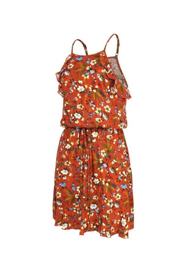 product image 1369121837 Mini Robe Florale Sans Manches