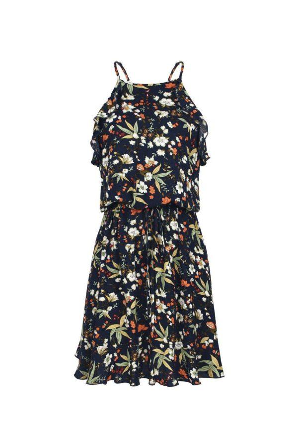 product image 1369121839 Mini Robe Florale Sans Manches