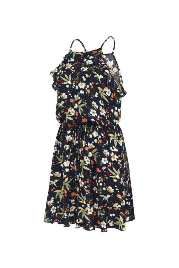product image 1369121840 Mini Robe Florale Sans Manches