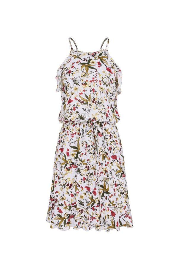 product image 1369121842 Mini Robe Florale Sans Manches