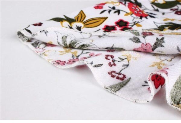 product image 1369121853 Mini Robe Florale Sans Manches