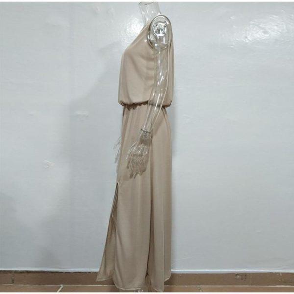product image 1383044974 Robe Longue Fendue