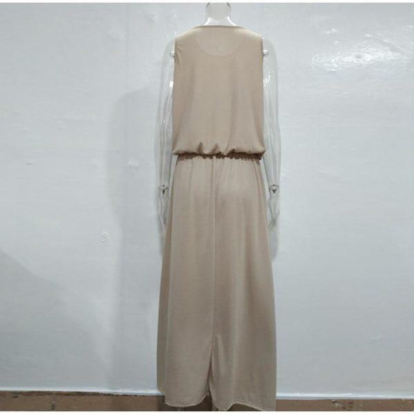 product image 1383044975 Robe Longue Fendue