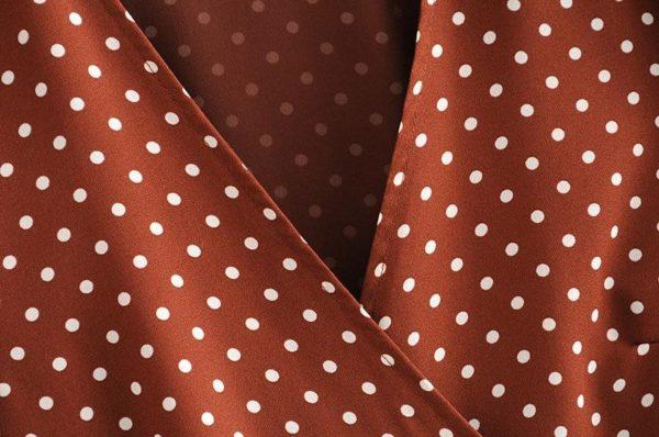 product image 1391916410 Robe Vintage À Pois
