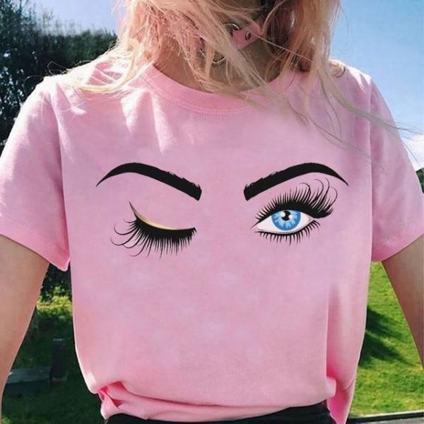T-shirt Casual Féminin Minute Mode Modèle 4 XXXL