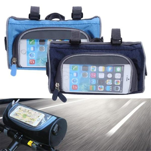 product image 1413592306 Sacoche De Guidon Multifonctionnel À Ecran Tactile - Bicyclebag™