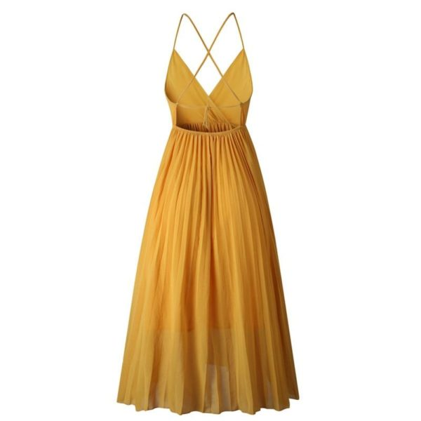 product image 1414597759 Robe Plissée Élégante