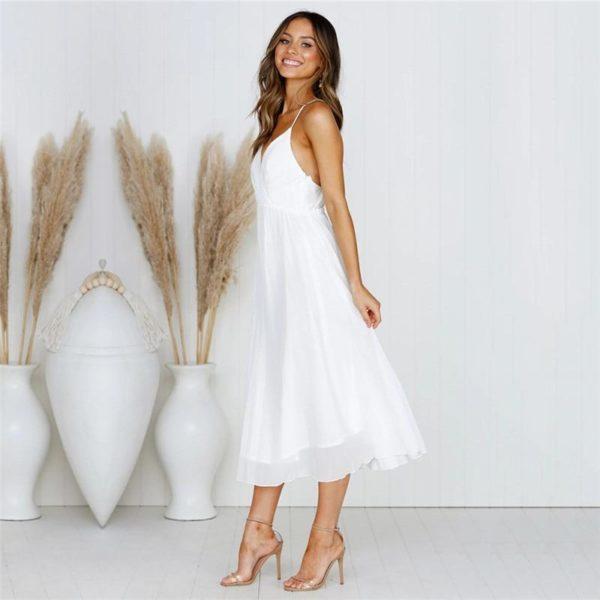 product image 1414597762 Robe Plissée Élégante