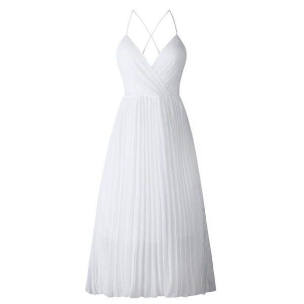 product image 1417998806 Robe Plissée Élégante