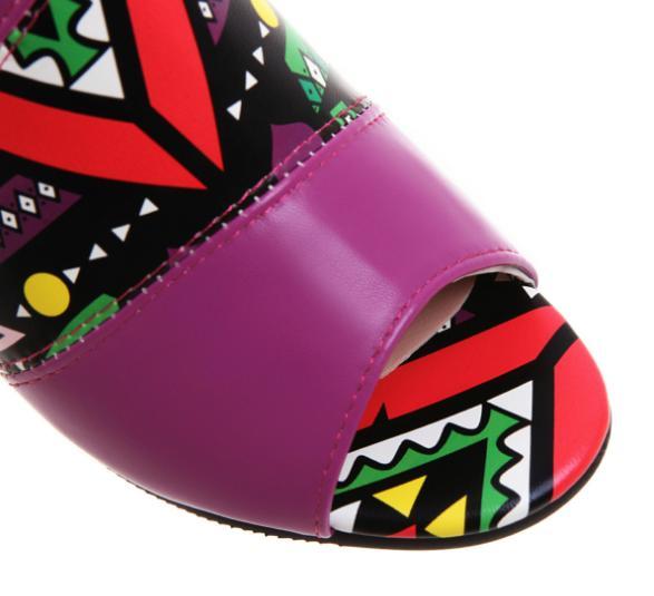 product image 1419303347 Superbes Sandales À Motifs
