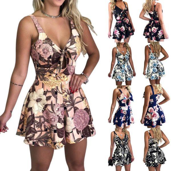 product image 1431291990 Combinaison Nouée Imprimée
