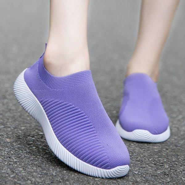 Baskets Respirantes 2020 Minute Mode Purple 40