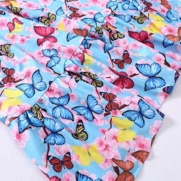 product image 1432176182 Robe Maxi Bohémienne À Col V