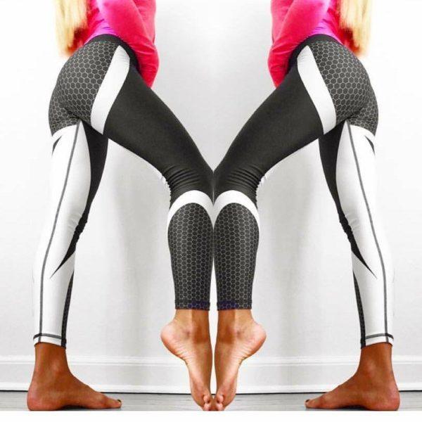 product image 1432705053 Legging Imprimé Géométrique