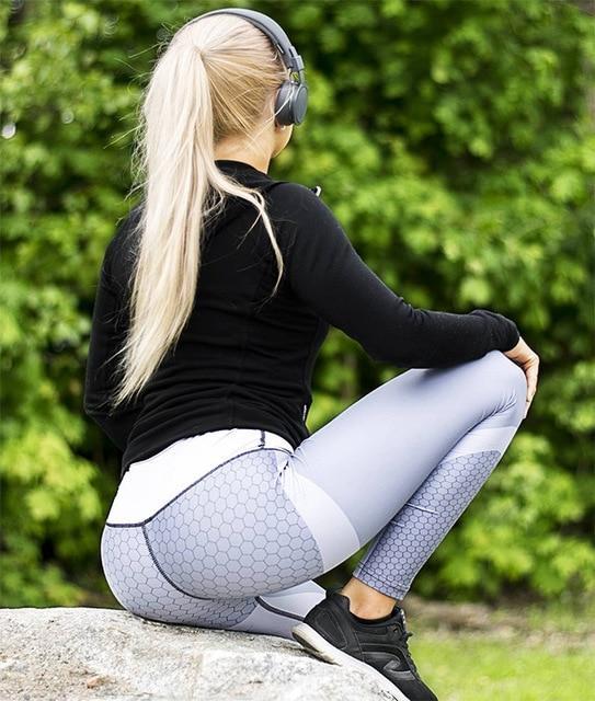 product image 1432705059 Legging Imprimé Géométrique
