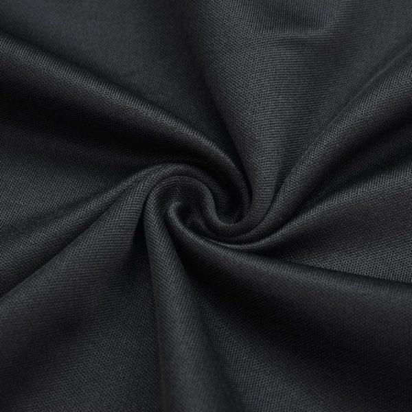 product image 1434476586 Robe Noire Plissée 2020