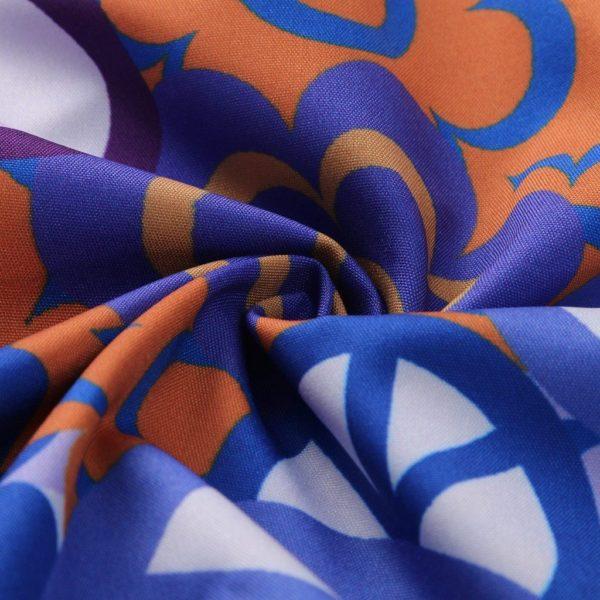 product image 1460547273 Blouse Boho Imprimée À Col V